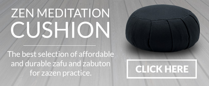 Buy Zafu meditation cushion