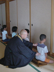 Zen Buddhism in daily life
